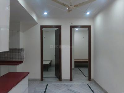 Gallery Cover Image of 950 Sq.ft 3 BHK Independent Floor for rent in Palam for 18000