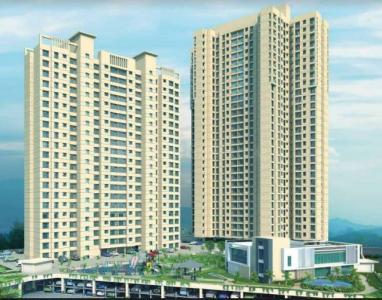 Gallery Cover Image of 1055 Sq.ft 2 BHK Apartment for buy in Damji Shamji Shah Mahavir Kalpavruksha J Wing, Kasarvadavali, Thane West for 8700000