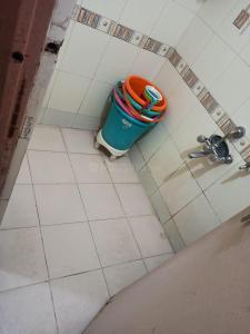 Bathroom Image of Flat No - 12, Venkateshwar Park in Wakad