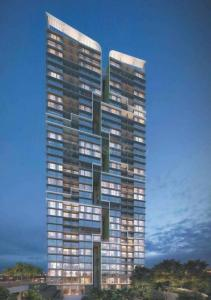 Gallery Cover Image of 1450 Sq.ft 3 BHK Apartment for buy in Tata Housing Serein, Thane West for 20500000