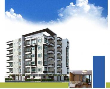 Gallery Cover Image of 1350 Sq.ft 3 BHK Apartment for buy in Toli Chowki for 6600000