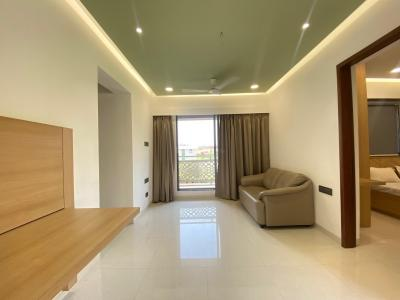 Gallery Cover Image of 668 Sq.ft 1 BHK Apartment for buy in Lodha Panacea I, Dombivli East for 4400000