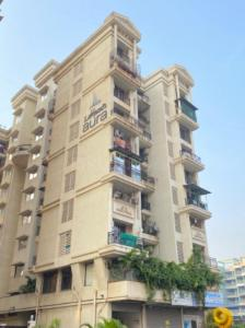 Gallery Cover Image of 1105 Sq.ft 2 BHK Apartment for rent in Lakhani Aura, Ulwe for 14000