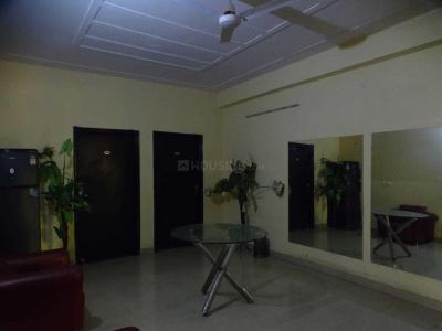 Living Room Image of Krishna PG in Sector 32