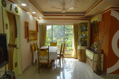Gallery Cover Image of 1200 Sq.ft 3 BHK Apartment for rent in Kurla West for 90000