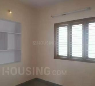 Gallery Cover Image of 400 Sq.ft 1 BHK Independent Floor for rent in Lingarajapuram for 7500