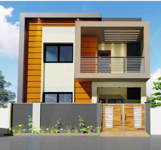 Gallery Cover Image of 1200 Sq.ft 3 BHK Independent House for buy in Uattardhona for 3200000