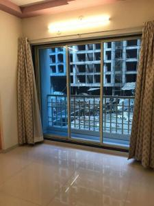 Gallery Cover Image of 1325 Sq.ft 3 BHK Apartment for rent in Kesar Group Exotica Phase I Basement Plus Ground Plus Upper 14 Floors, Kharghar for 35000
