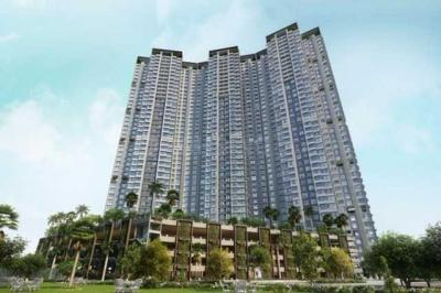 Gallery Cover Image of 1100 Sq.ft 3 BHK Apartment for buy in Wadhwa Atmosphere Phase 1, Mulund West for 23000000