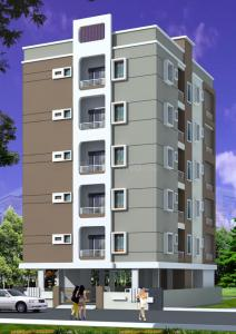 Gallery Cover Image of 1000 Sq.ft 2 BHK Apartment for buy in Balanagar for 3425800