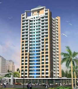 Gallery Cover Image of 620 Sq.ft 1 BHK Apartment for rent in Tarangan Towers, Thane West for 12000