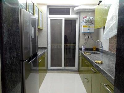 Gallery Cover Image of 1850 Sq.ft 3 BHK Apartment for rent in Ulwe for 25000