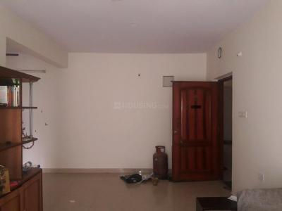 Gallery Cover Image of 1200 Sq.ft 2 BHK Apartment for rent in Hebbal Kempapura for 16000