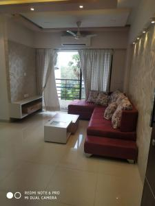 Gallery Cover Image of 700 Sq.ft 1 BHK Apartment for buy in Sanghvi EcoCity, Mira Road East for 6000000