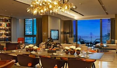 Gallery Cover Image of 4200 Sq.ft 4 BHK Apartment for rent in K Raheja Artesia Residential Wing Constructed On Part Of The Project Land, Worli for 900000