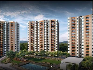 Gallery Cover Image of 1400 Sq.ft 3 BHK Apartment for buy in Mahindra World City for 5880000