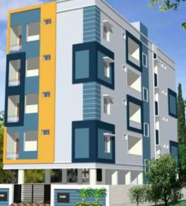 Gallery Cover Image of 1361 Sq.ft 3 BHK Apartment for buy in Benz Circle for 6532800