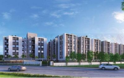 Gallery Cover Image of 690 Sq.ft 1 BHK Apartment for buy in Barasat for 1395000