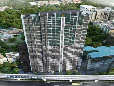 Gallery Cover Image of 1060 Sq.ft 2 BHK Apartment for buy in Sethia Imperial Avenue, Malad East for 13500000