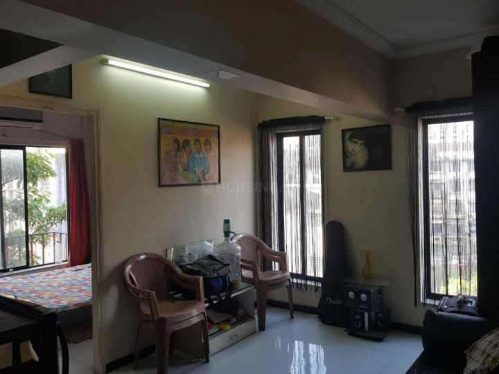 Living Room Image of 435 Sq.ft 1 BHK Apartment for rent in Goregaon East for 20000