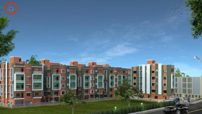 Gallery Cover Image of 869 Sq.ft 2 BHK Apartment for buy in Ariadaha for 3215000