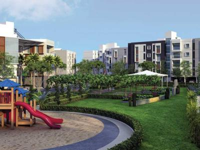 Gallery Cover Image of 1288 Sq.ft 3 BHK Apartment for buy in Semmancheri for 4958800