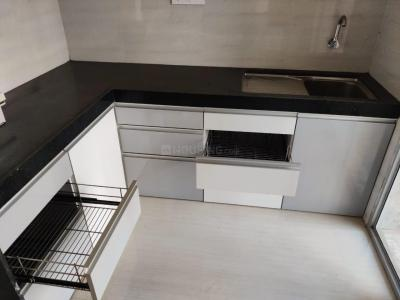 Gallery Cover Image of 1295 Sq.ft 2 BHK Apartment for rent in Tropical Lagoon Complex, Kasarvadavali, Thane West for 28000