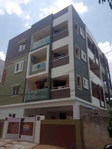 Gallery Cover Image of 1200 Sq.ft 2 BHK Villa for rent in Raghavendra Colony for 23000