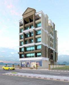 Gallery Cover Image of 630 Sq.ft 1 BHK Independent Floor for buy in Ulwe for 4000000