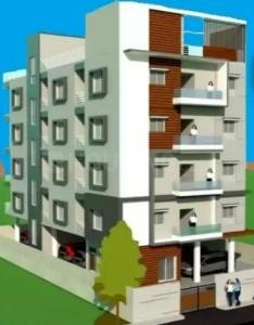 Gallery Cover Image of 365 Sq.ft 1 RK Apartment for buy in Kondapur for 2800000