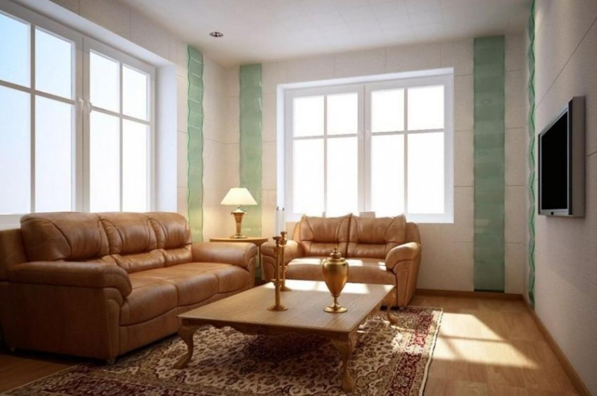 Living Room Image of 735 Sq.ft 2 BHK Apartment for buy in Thane West for 4500000