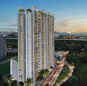 Gallery Cover Image of 1057 Sq.ft 3 BHK Apartment for buy in Sewri for 27000000