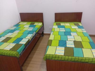 Bedroom Image of Apna PG For Girls Or Boys in Sector-12A