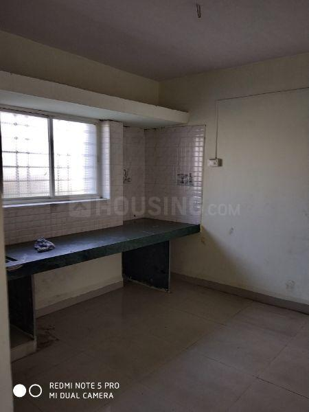 Kitchen Image of 615 Sq.ft 1 BHK Apartment for rent in Narhe for 7000