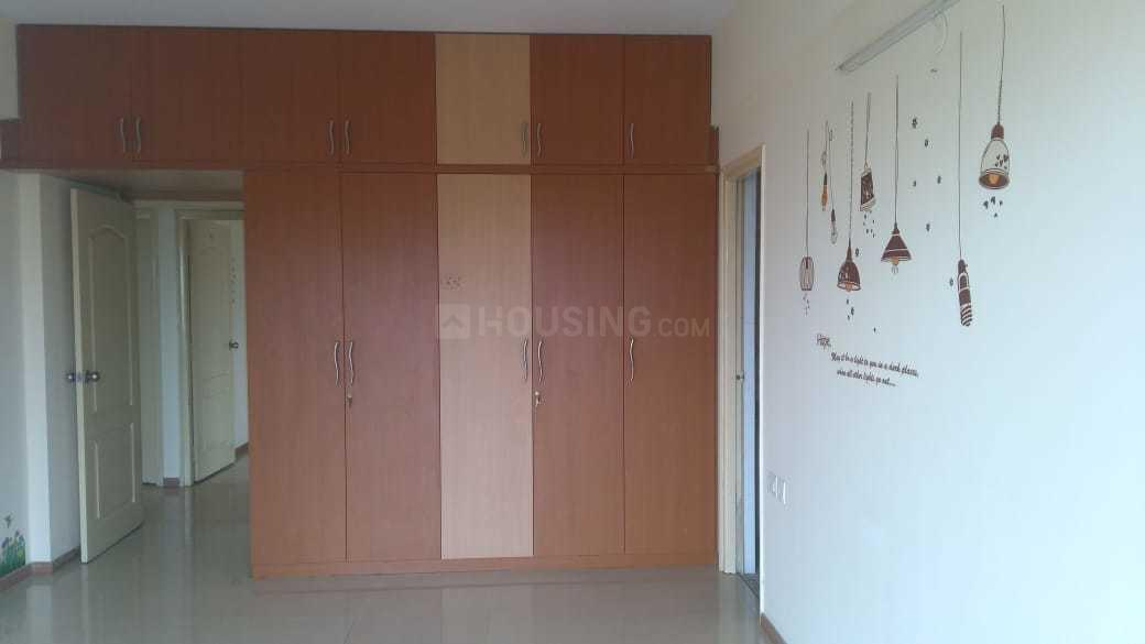 Bedroom Image of 1720 Sq.ft 3 BHK Apartment for rent in Amrutahalli for 20000
