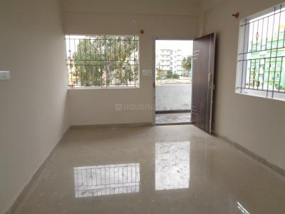 Gallery Cover Image of 450 Sq.ft 1 RK Independent Floor for rent in Marathahalli for 8000