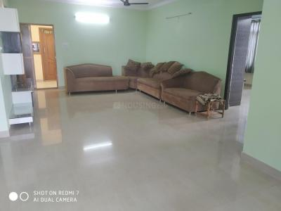 Gallery Cover Image of 1290 Sq.ft 3 BHK Apartment for rent in Murugeshpalya for 30000