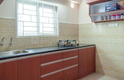 Kitchen Image of Katam Flats Flat 101 in Banjara Hills