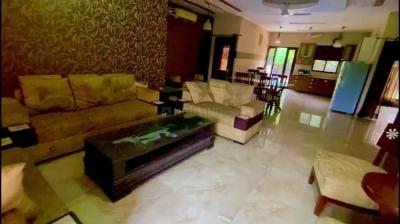 Gallery Cover Image of 1200 Sq.ft 3 BHK Independent House for rent in Dkrrish Alaska Farms, Nagla Nagli for 50000
