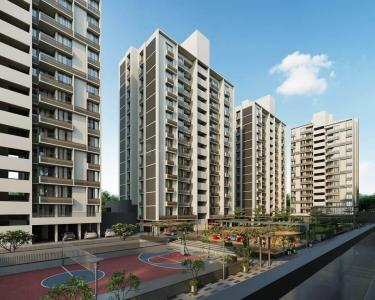 Gallery Cover Image of 1440 Sq.ft 3 BHK Apartment for buy in Sun Southrayz, Bopal for 5800500