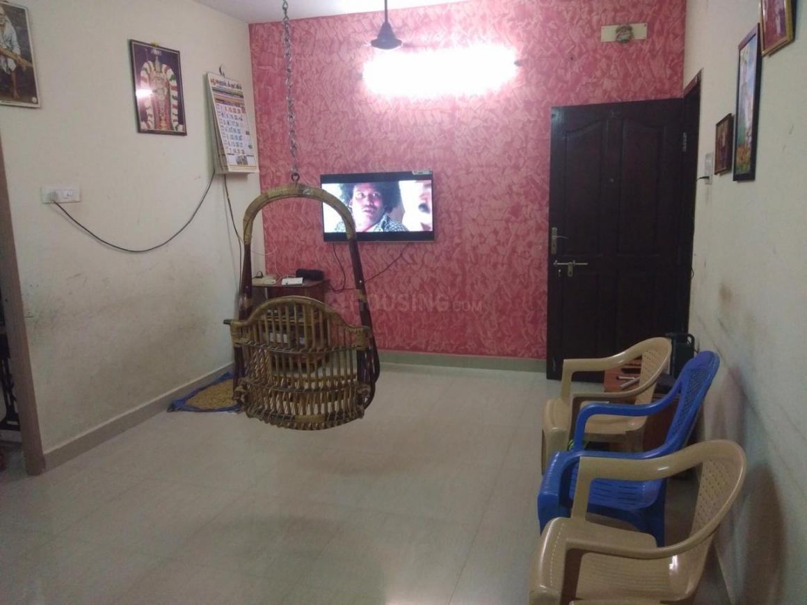 Living Room Image of 615 Sq.ft 1 BHK Apartment for buy in Avadi for 2500000