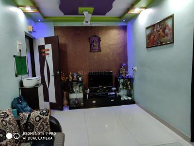 Gallery Cover Image of 570 Sq.ft 1 BHK Apartment for buy in Thane West for 7200000