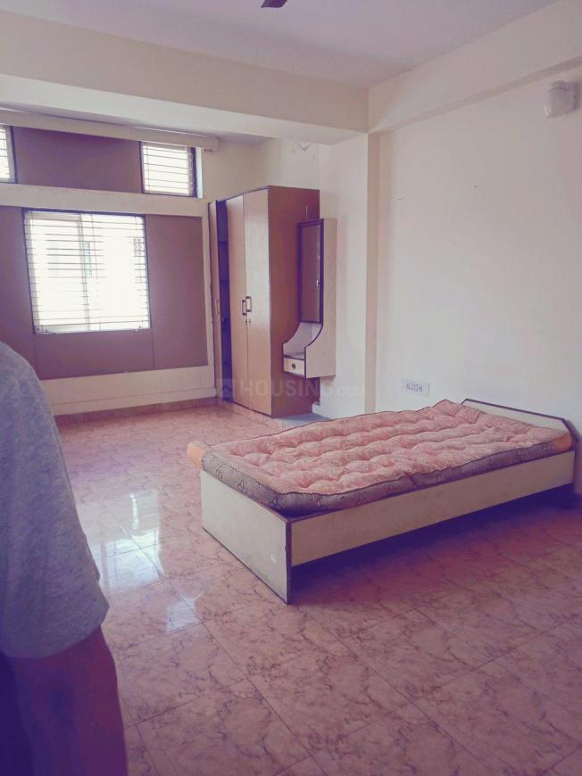 Bedroom Image of 600 Sq.ft 1 RK Apartment for rent in Shanti Nagar for 15000