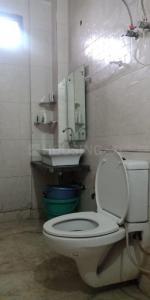 सेक्टर 41 में मन्नत के बाथरूम की तस्वीर