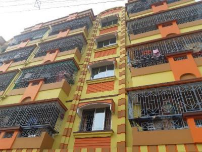 Gallery Cover Image of 820 Sq.ft 2 BHK Apartment for buy in gitanjali apartment , Khardah for 2461000
