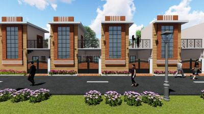 Gallery Cover Image of 750 Sq.ft 2 BHK Independent House for buy in Sagra for 2290000