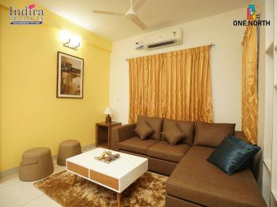 Gallery Cover Image of 1264 Sq.ft 3 BHK Apartment for buy in Perungudi for 13315118