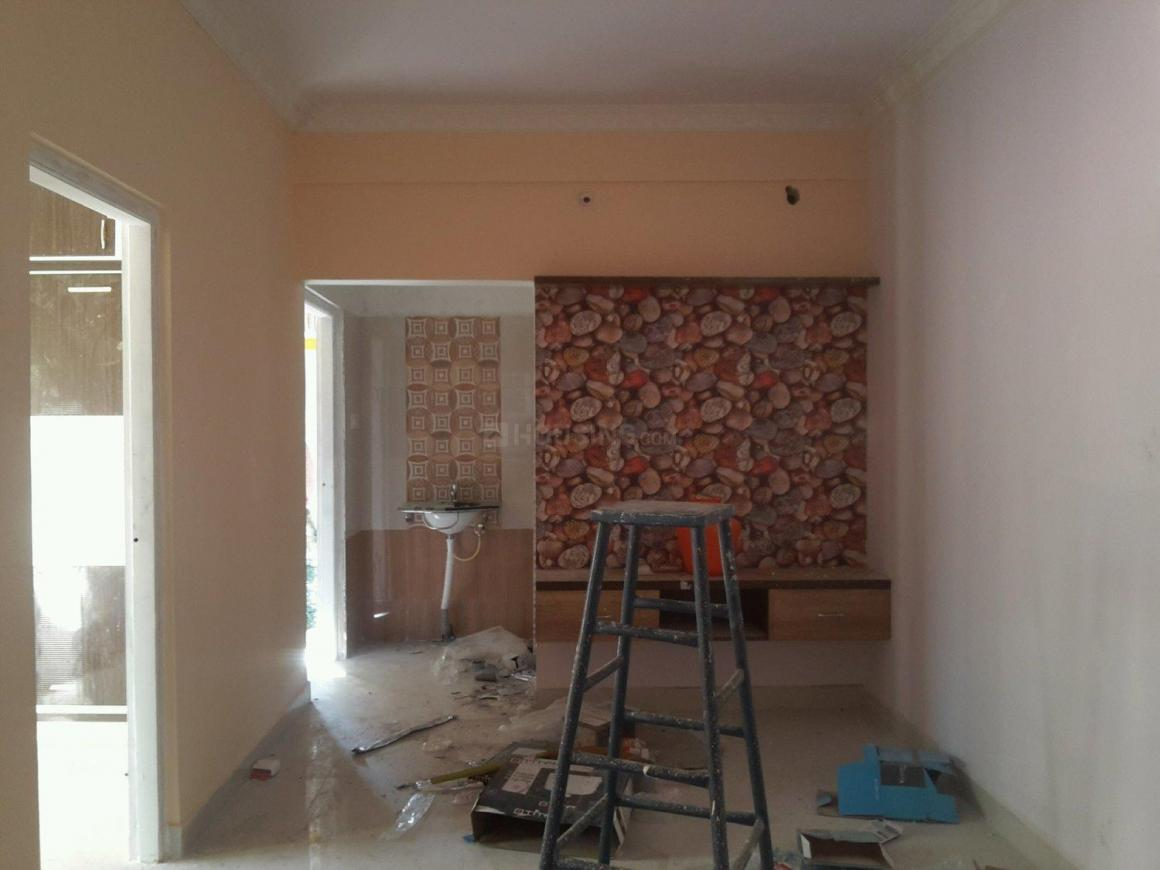 Living Room Image of 800 Sq.ft 2 BHK Apartment for rent in Whitefield for 15000