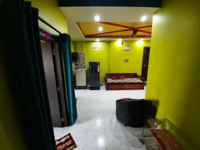 Gallery Cover Image of 759 Sq.ft 2 BHK Apartment for rent in Ambe Plaza, Dakshineswar for 15000