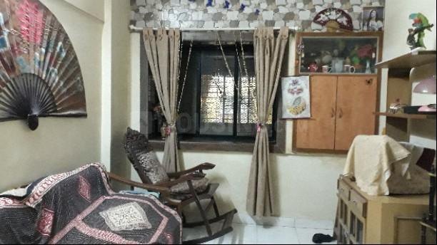 Bedroom Image of 320 Sq.ft 1 RK Apartment for rent in Mahim for 28000